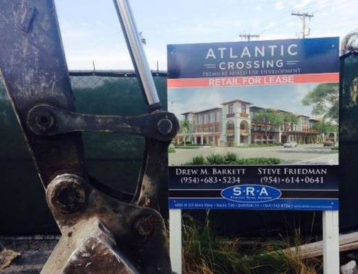 Crucial zoning vote April 20 on Atlantic Crossing